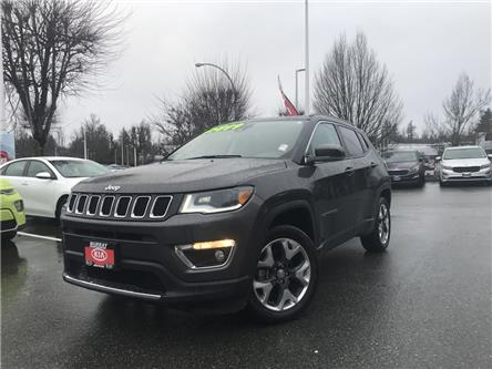 2018 Jeep Compass Limited (Stk: M1417) in Abbotsford - Image 1 of 8