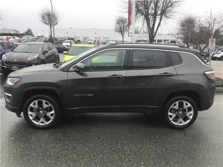 2018 Jeep Compass Limited (Stk: M1417) in Abbotsford - Image 2 of 8
