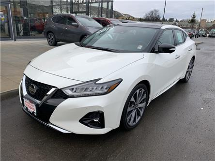 2019 Nissan Maxima Platinum (Stk: C19025) in Kamloops - Image 1 of 28