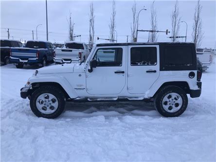 2014 Jeep Wrangler Unlimited Sahara (Stk: 9LT119A) in Ft. Saskatchewan - Image 2 of 18