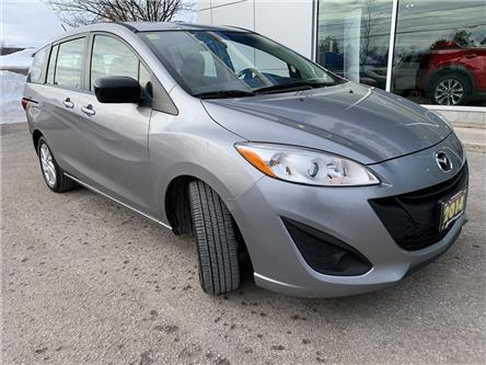2014 Mazda Mazda5 GS (Stk: 1610) in Peterborough - Image 1 of 12
