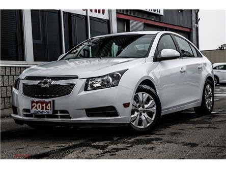 2014 Chevrolet Cruze 1LT (Stk: 2087) in Chatham - Image 1 of 21