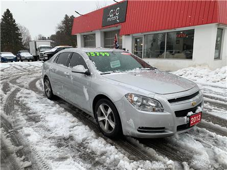 2012 Chevrolet Malibu LT (Stk: ) in Cobourg - Image 1 of 13