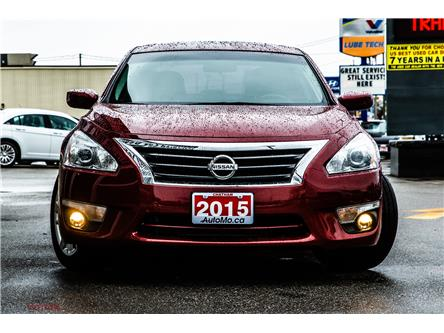 2015 Nissan Altima  (Stk: 2088) in Chatham - Image 2 of 26