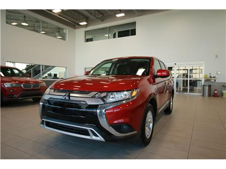 2019 Mitsubishi Outlander ES (Stk: PW0120) in Red Deer - Image 1 of 22