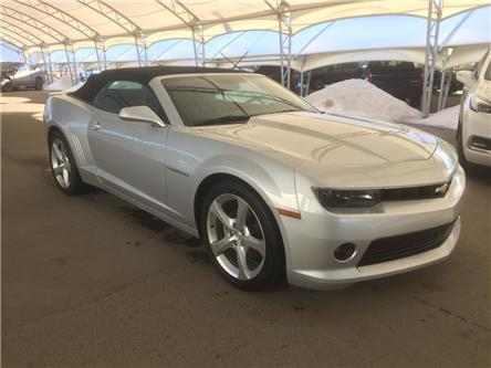 2015 Chevrolet Camaro LT (Stk: 181613) in AIRDRIE - Image 1 of 41