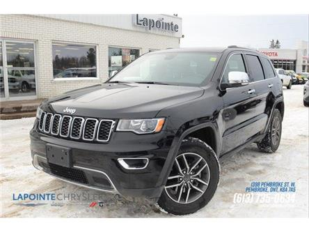 2019 Jeep Grand Cherokee Limited (Stk: P3547) in Pembroke - Image 1 of 29