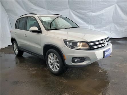 2013 Volkswagen Tiguan 2.0 TSI Highline (Stk: 1914881) in Thunder Bay - Image 1 of 19