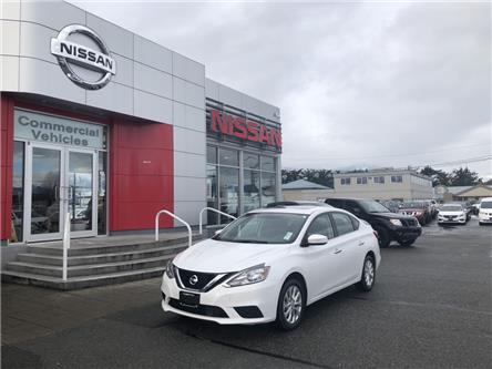 2019 Nissan Sentra 1.8 SV (Stk: N20-0006P) in Chilliwack - Image 1 of 16
