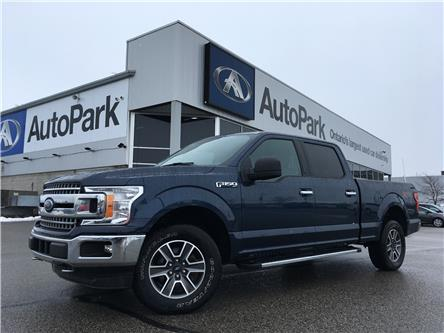 2018 Ford F-150 XLT (Stk: 18-66801JB) in Barrie - Image 1 of 25