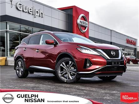 2020 Nissan Murano Platinum (Stk: N20538) in Guelph - Image 1 of 28