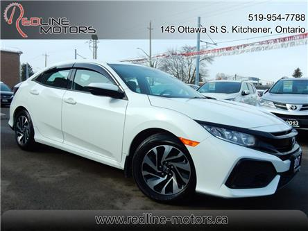 2017 Honda Civic LX (Stk: SHHFK7) in Kitchener - Image 1 of 22