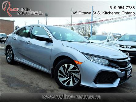 2017 Honda Civic LX (Stk: SHHFK7) in Kitchener - Image 1 of 8