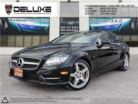 2012 Mercedes-Benz CLS-Class Base (Stk: D0692) in Concord - Image 1 of 26