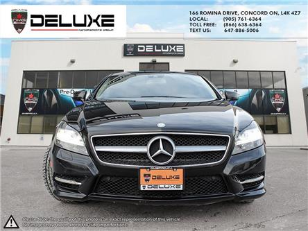 2012 Mercedes-Benz CLS-Class Base (Stk: D0692) in Concord - Image 2 of 26