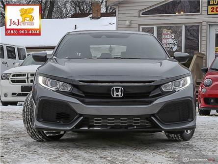 2019 Honda Civic LX (Stk: J2018) in Brandon - Image 2 of 27