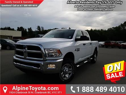 2018 RAM 3500 SLT (Stk: G120119) in Cranbrook - Image 1 of 23
