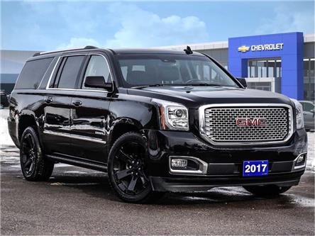 2017 GMC Yukon XL Denali (Stk: 190960A) in Markham - Image 1 of 30