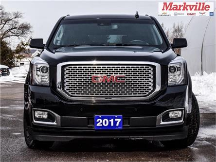 2017 GMC Yukon XL Denali (Stk: 190960A) in Markham - Image 2 of 30