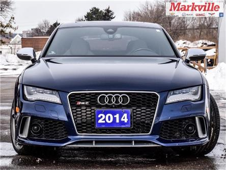 2014 Audi RS 7 4.0T- NEW BRAKES ALL ROUND (Stk: 225963A) in Markham - Image 2 of 30