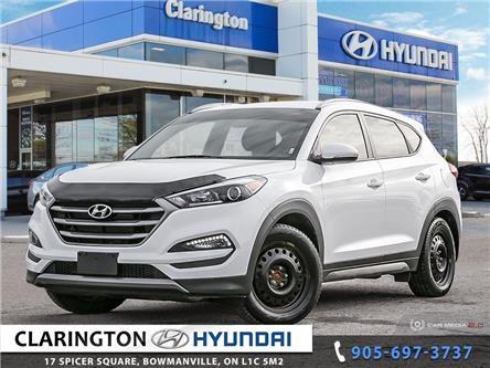 2016 Hyundai Tucson Premium 1.6 (Stk: U1016) in Clarington - Image 1 of 27
