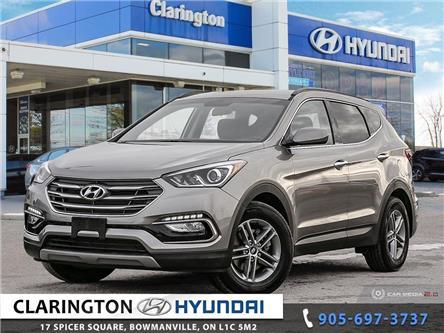 2018 Hyundai Santa Fe Sport 2.4 Base (Stk: U1019) in Clarington - Image 1 of 27
