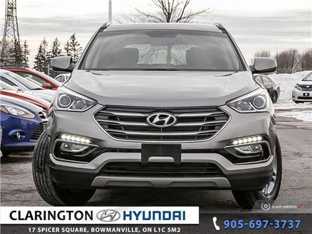 2018 Hyundai Santa Fe Sport 2.4 Base (Stk: U1019) in Clarington - Image 2 of 27