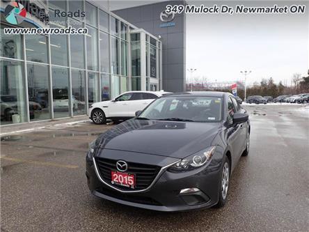 2015 Mazda Mazda3 GX (Stk: 14347) in Newmarket - Image 1 of 30