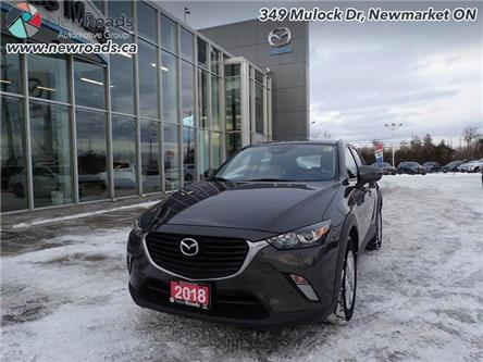 2018 Mazda CX-3 GS (Stk: 41534A) in Newmarket - Image 1 of 30