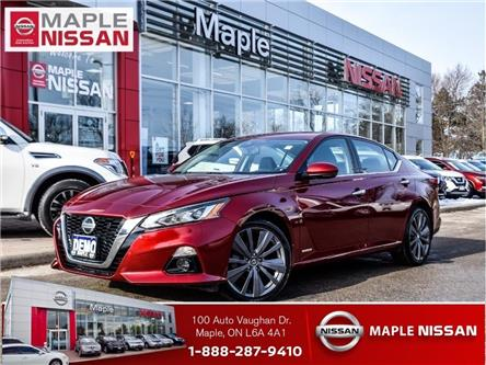 2019 Nissan Altima 2.5 Edition ONE|AWD|Navi|Leather|Remote Starter (Stk: M193002) in Maple - Image 1 of 28