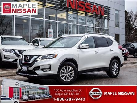 2019 Nissan Rogue SV|Apple CarPlay|Alloys|Heated Seats|Backup Camera (Stk: M19R009) in Maple - Image 1 of 22