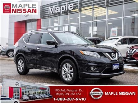 2016 Nissan Rogue SV|Heated Seats|Backup Camera|Bluetooth (Stk: LM460) in Maple - Image 1 of 24