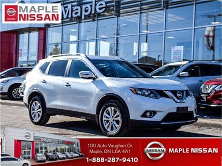 2016 Nissan Rogue SV AWD|Bluetooth|Backup Camera|Heated Seats (Stk: UM1679) in Maple - Image 1 of 25