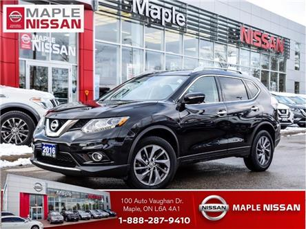 2016 Nissan Rogue SL AWD|Navi|Around View Camera|Leather Heated Seat (Stk: LM461) in Maple - Image 1 of 26