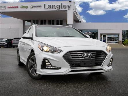 2018 Hyundai Sonata Hybrid Limited (Stk: LC0112) in Surrey - Image 1 of 24
