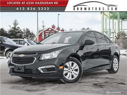 2015 Chevrolet Cruze 1LT (Stk: 5921-1) in Stittsville - Image 1 of 25