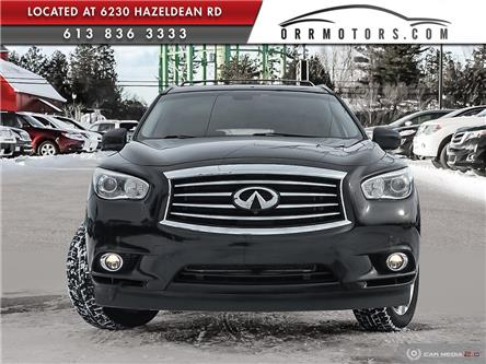 2013 Infiniti JX35 Base (Stk: 6016) in Stittsville - Image 2 of 25