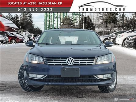 2012 Volkswagen Passat 2.0 TDI Highline (Stk: 6014) in Stittsville - Image 2 of 26