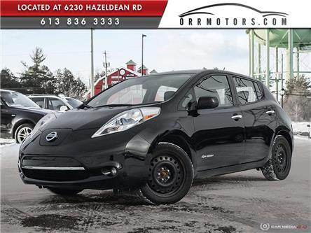 2015 Nissan LEAF SL (Stk: 6013) in Stittsville - Image 1 of 27