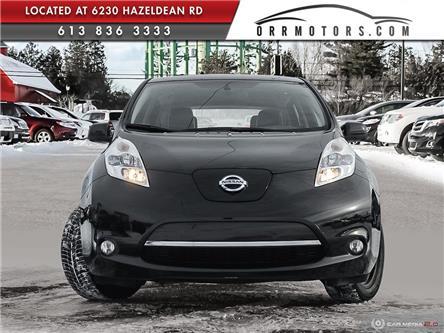 2015 Nissan LEAF SL (Stk: 6013) in Stittsville - Image 2 of 27