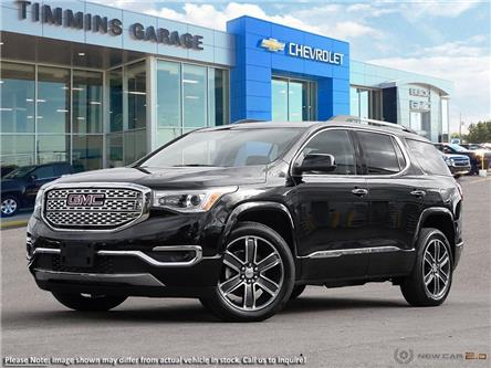 2019 GMC Acadia Denali (Stk: P20061A) in Timmins - Image 1 of 23