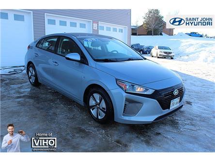 2019 Hyundai Ioniq Hybrid  (Stk: U2343) in Saint John - Image 1 of 16