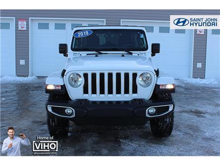 2019 Jeep Wrangler Unlimited Sahara (Stk: U2390) in Saint John - Image 2 of 19
