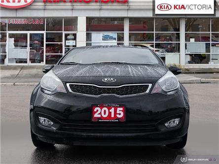 2015 Kia Rio SX (Stk: A1526) in Victoria - Image 2 of 25