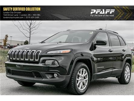 2015 Jeep Cherokee North (Stk: LC9847A) in London - Image 1 of 21