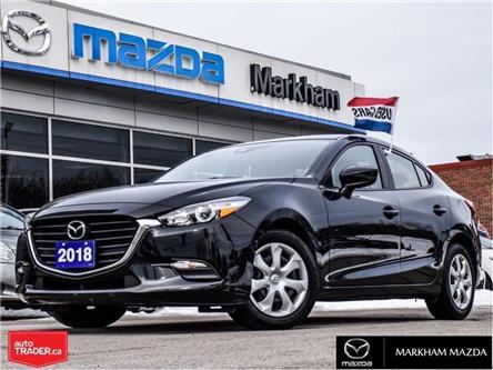2018 Mazda Mazda3 GX (Stk: P1944) in Markham - Image 1 of 24