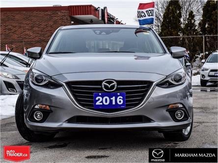 2016 Mazda Mazda3 Sport GT (Stk: N200088A) in Markham - Image 2 of 30