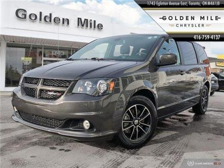 2019 Dodge Grand Caravan GT (Stk: P4973) in North York - Image 1 of 29
