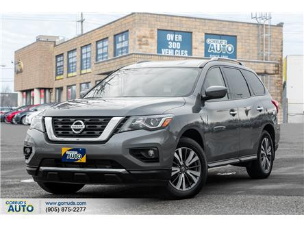 2018 Nissan Pathfinder SV Tech (Stk: 604126) in Milton - Image 1 of 21