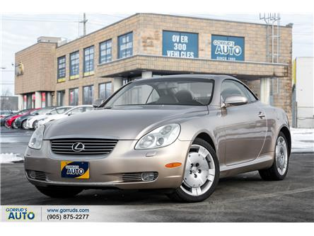 2003 Lexus SC 430 Base (Stk: 036491) in Milton - Image 1 of 18